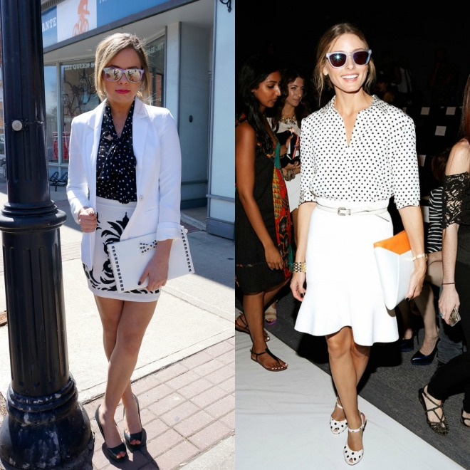 Olivia Palermo Collage 2